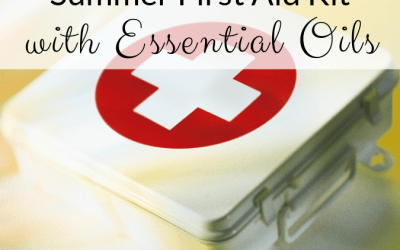 Summer First Aid Kit with Essential Oils (Updated 2019)