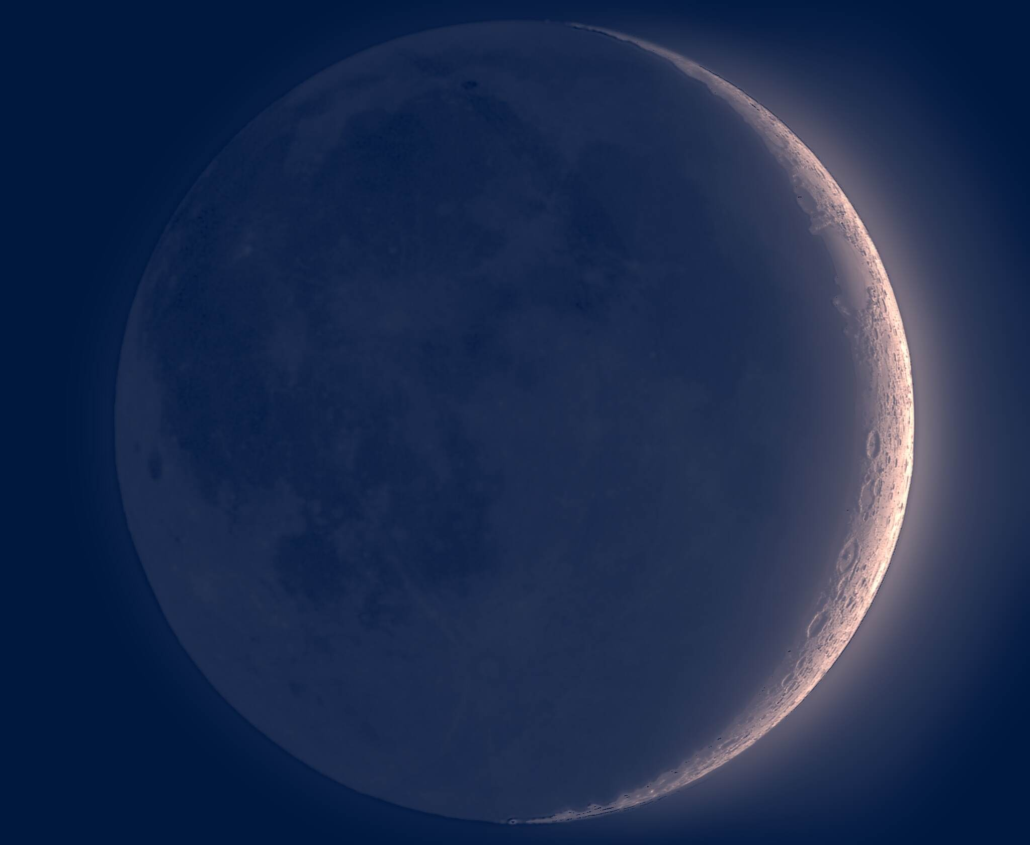 Old Moon In New Moons Arms >> 5 Unusual Moon Phases Morganslists