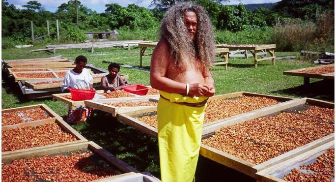 Medicine Hunter - Paea and Drying Tamanu Nuts (main)