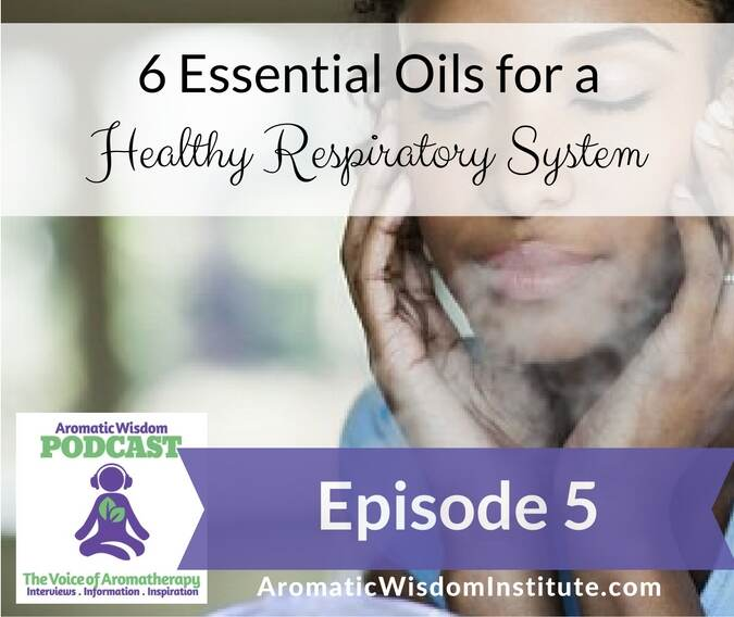 Essential Oils Healthy Respiratory System