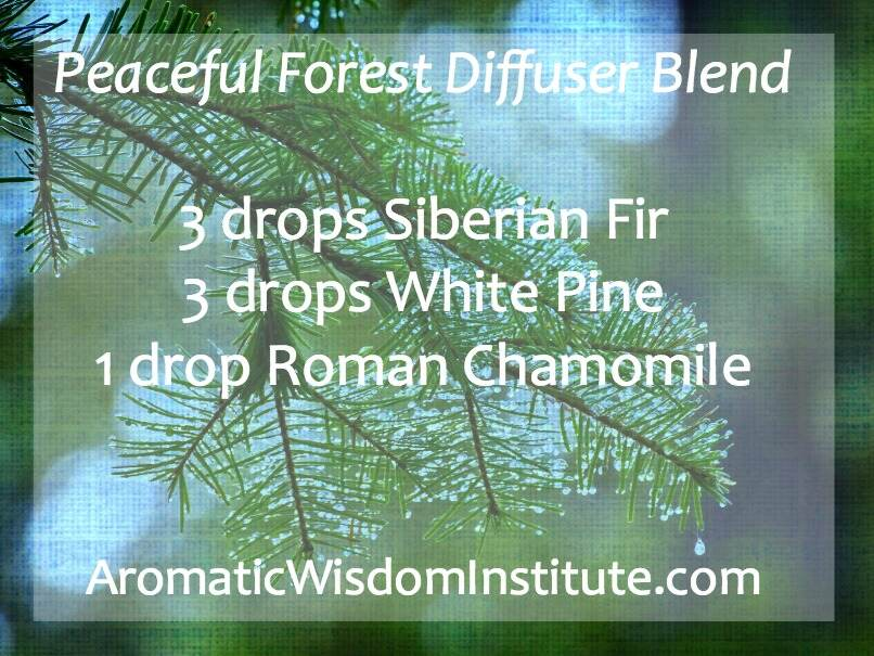 PeacefulForestDiffuserGraphic