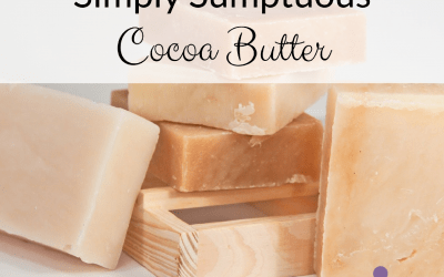 Simply Sumptuous Cocoa Butter