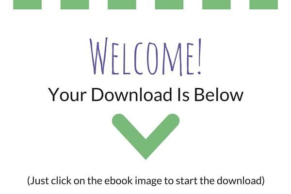 Welcome Download Below