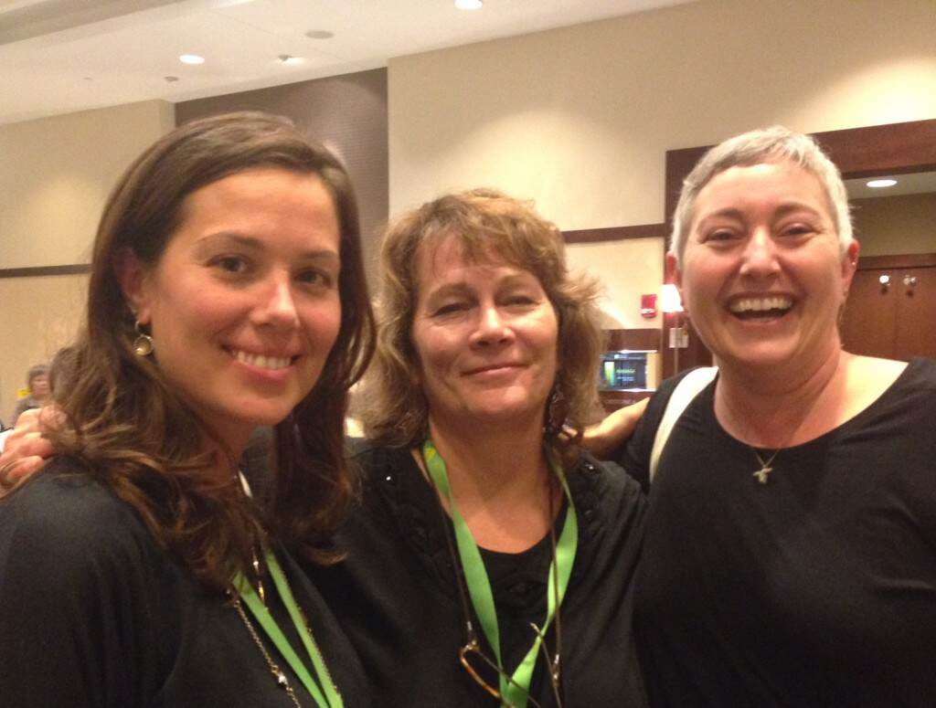 AIA Liz Fulcher and US