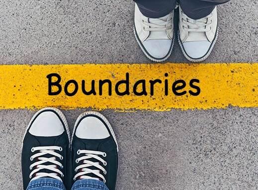 BoundariesText