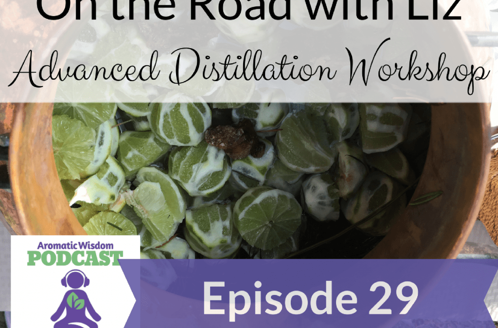 AWP 029: On the Road with Liz – Advanced Distillation Workshop, Spokane, WA