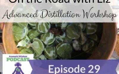 AWP 029: On the Road with Liz – Advanced Distillation Workshop, Spokane, WA