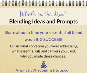 What's in the Mix? Share Your Blending Success Stories!