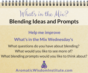 """Help Me Improve """"What's in the Mix?"""" Wednesdays"""