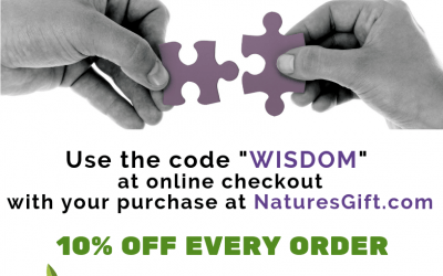 AWI Subscriber Discount to Nature's Gift Essential Oils